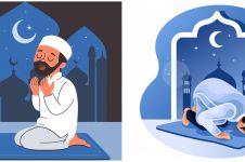 5 Waktu yang dilarang untuk mengerjakan sholat sunnah, haram hukumnya