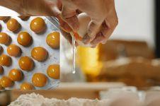 11 Potret hasil coba-coba bikin kue Lebaran ini bikin gembira lihatnya