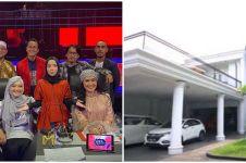 Potret rumah 6 juri Voice of Ramadan, punya Iis Dahlia ada mini golf