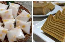 10 Resep jajanan pasar berbahan santan, lezat dan nikmat