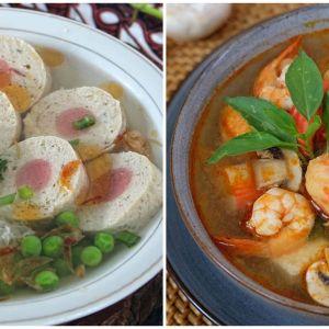 10 Resep sup spesial sajian Lebaran, lezatnya ala restoran