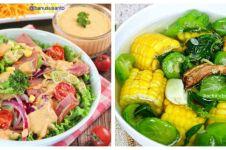 12 Resep makanan sehat cocok dikonsumsi saat diet nikmat dan lezat