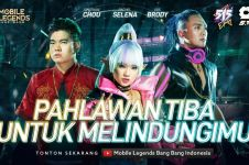 8 Kemeriahan Mobile Legends: Bang Bang 515 eParty, jangan terlewat ya!