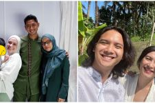 Potret 8 aktor ganteng rayakan Lebaran bareng mertua, curi perhatian