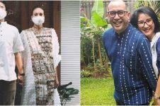 4 Pasangan seleb beda keyakinan rayakan Lebaran, penuh kehangatan