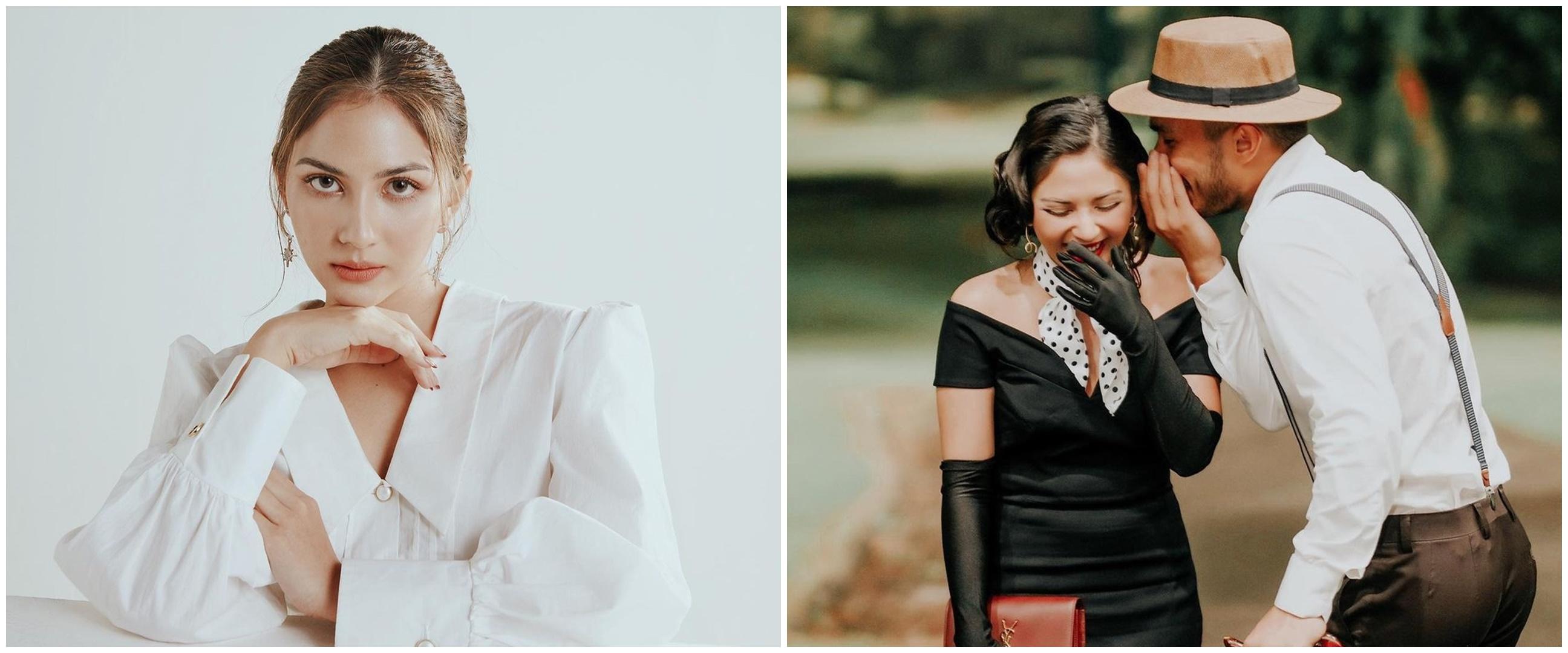 6 Potret kebersamaan Jessica Mila dan Yakup Hasibuan, banjir pujian