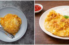 4 Cara memasak telur dadar agar gurih, renyah dan anti gagal
