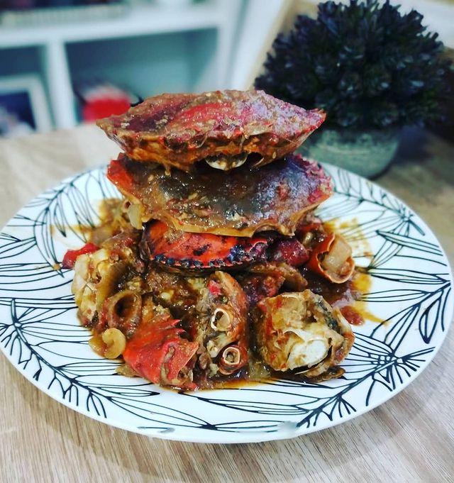 10 Resep kreasi kepiting mudah dibuat © berbagai sumber