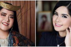 6 Potret anak dan menantu presiden tanpa makeup, cantik natural