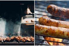 6 Risiko berbahaya terlalu sering mengonsumsi makanan bakar