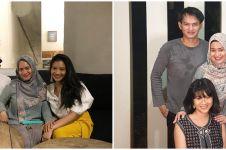 7 Potret Siti Adira putri Ikke Nurjanah dan Karlie Fu, kompak abis
