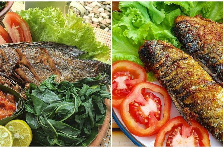 10 Resep aneka ikan goreng rumahan, gurih dan mudah dibuat