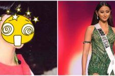 10 Transformasi Ayu Maulida, wakil Indonesia di Miss Universe 2020