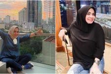 7 Momen Rieta Amilia bagi-bagi THR, nominal untuk Rafathar disorot