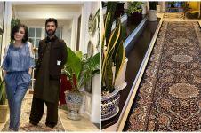 Penampakan karpet milik 8 seleb, punya Baim Wong ditaksir Rp 1,2 M