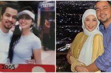 14 tahun menikah, ini 10 potret Sultan Djorghi dan istri hingga kini