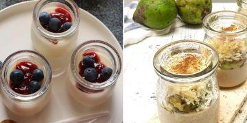 10 Resep panna cotta buah-buahan, lembut dan menyegarkan