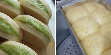 10 Resep roti kukus, mudah dibuat, lembut dan bikin nagih