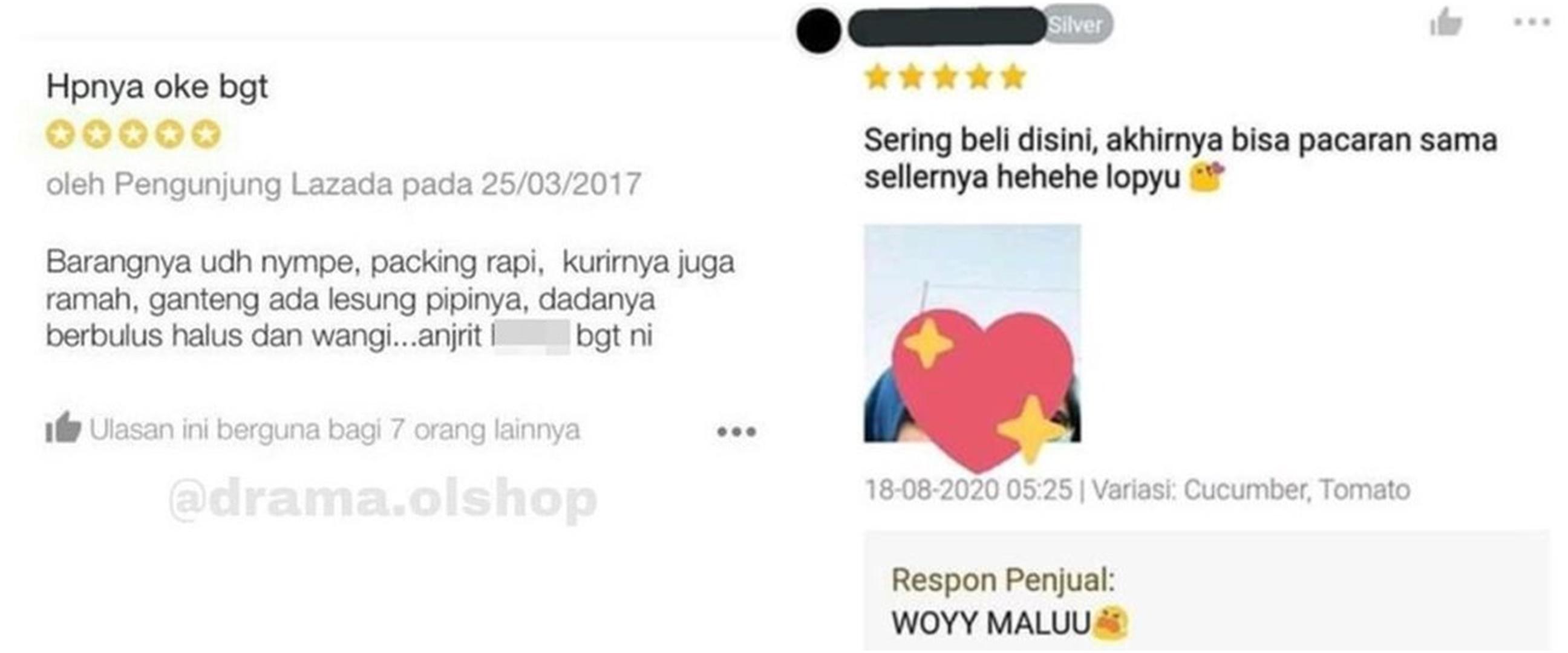 10 Testimoni gagal paham pembeli online shop ini bikin kerutin dahi
