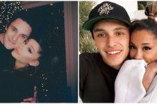 Resmi menikah, ini 8 potret mesra Ariana Grande dan Dalton Gomez
