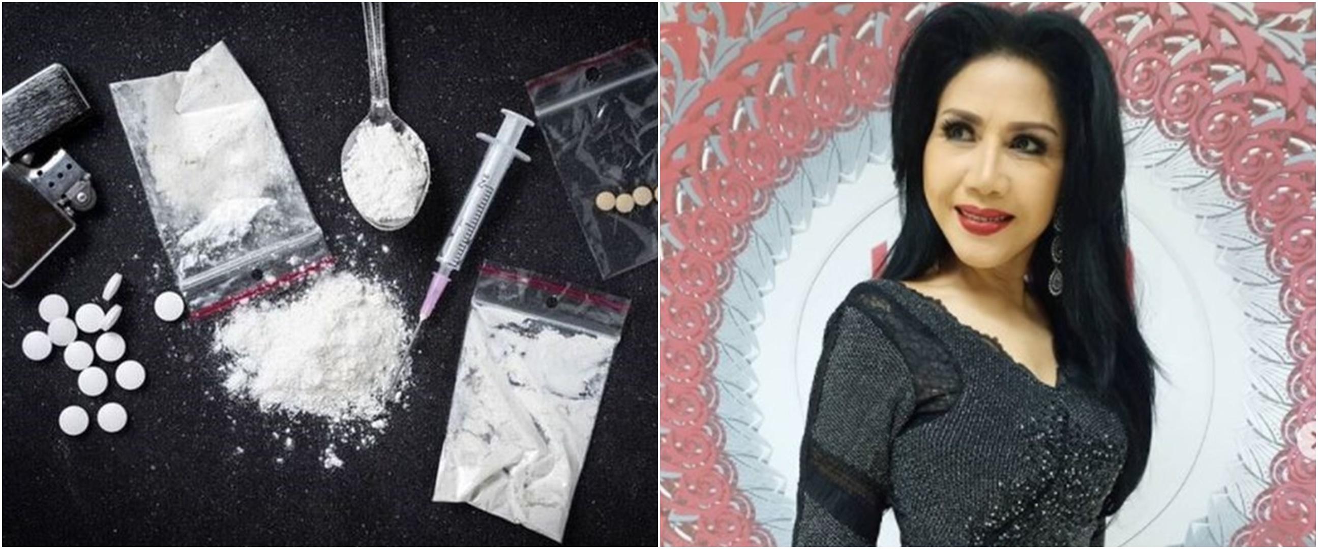 5 Fakta penangkapan anak Rita Sugiarto terkait kasus narkoba