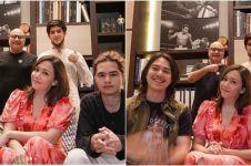 10 Momen Irwan Mussry beri Al, El, Dul THR, amplopnya tebel banget
