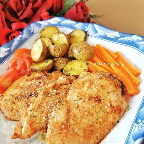 resep steak ayam mudah anti ribet © berbagai sumber