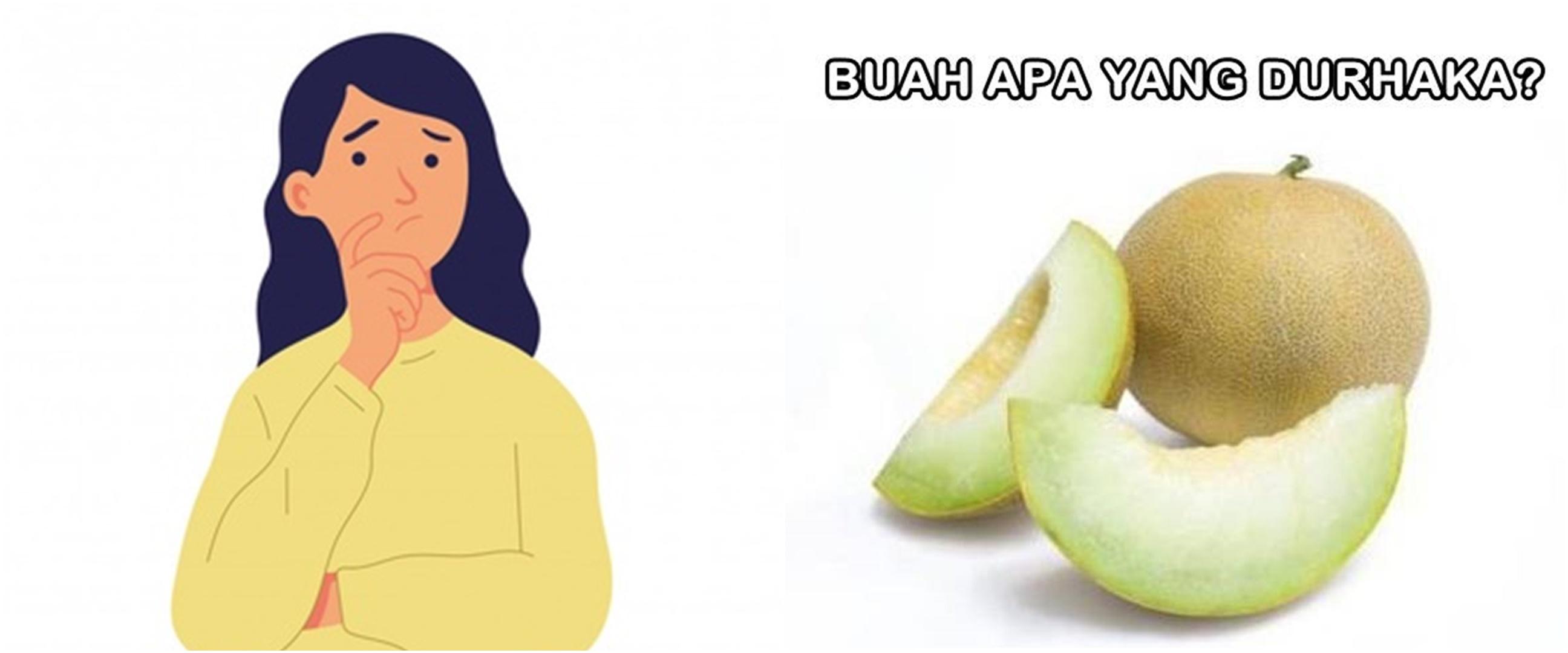 30 Tebak-tebakan lucu nama buah, kocak dan bikin ketawa terbahak-bahak