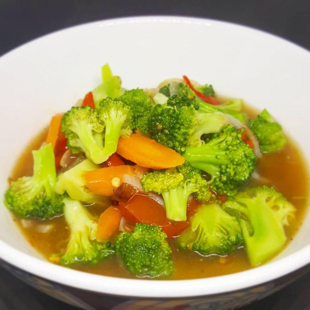 Resep olahan sayuran untuk penderita asam urat Instagram