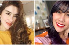 8 Beda potret Syahnaz Sadiqah dan Nisya Ahmad tanpa makeup, memesona