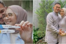 10 Momen Kesha Ratuliu umumkan kehamilan anak pertama, penuh haru