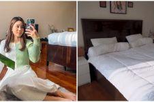 10 Penampakan kamar baru Jessica Jane, kamar mandinya luas banget