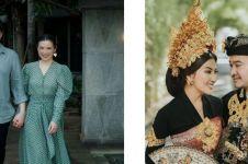 Potret 8 istri presenter Tanah Air tampil tanpa makeup, memesona