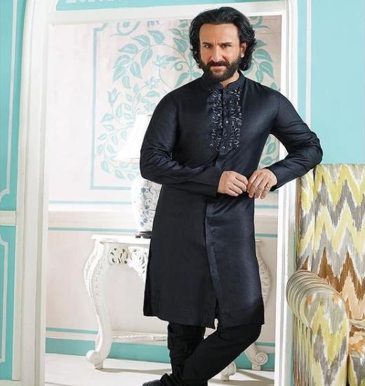 aktor Bollywood kenakan kurta © 2021 brilio.net