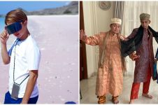 10 Potret Sensen, asisten Raffi Ahmad yang gayanya nyentrik