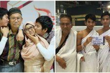 10 Potret kebersamaan Rizki-Ridho DA dan sang ayah, penuh kenangan