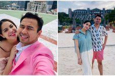 7 Potret kamar Nagita Slavina saat liburan ke Bali, bathub-nya canggih