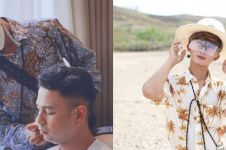 8 Transformasi gaya rambut Sensen, asisten Raffi Ahmad yang kece abis