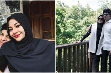 Cari suasana baru, ini 10 momen Aurel dan Atta liburan di Puncak Bogor