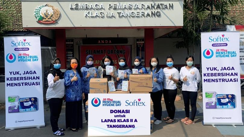 Menstrual Hygiene Day Softex © 2021 Softex Indonesia