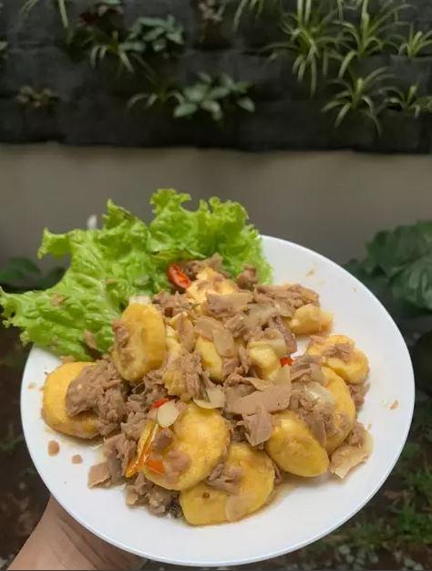 10 resep tumis tofu ala rumahan © berbagai sumber