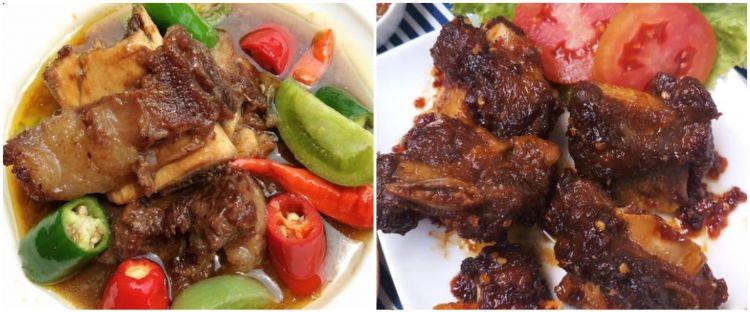 10 Resep iga tanpa santan, cocok untuk makan siang