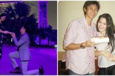10 Momen ultah Felicya dan Hito dari pacaran sampai menikah, romantis