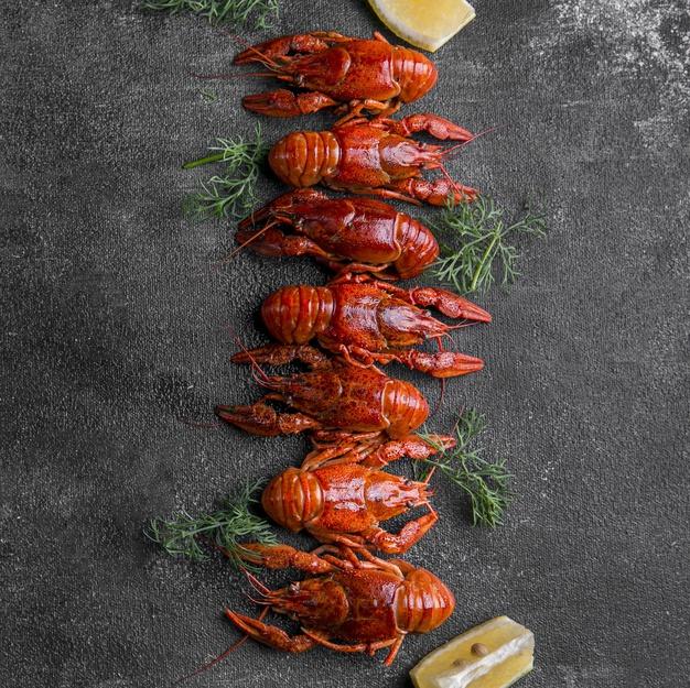 8 jenis udang laut favorit semua orang © berbagai sumber