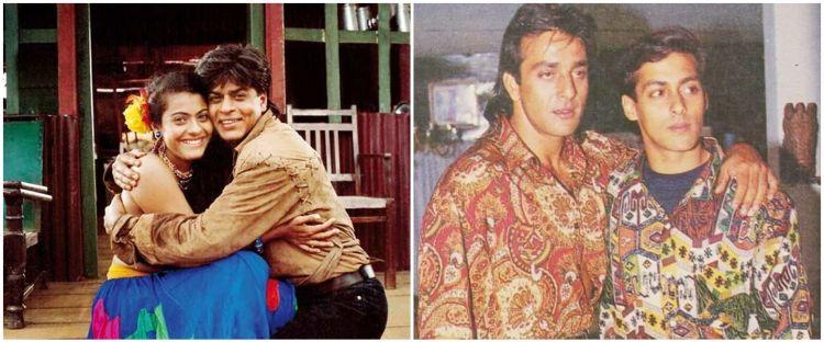 Jarang diketahui, 10 pasang seleb Bollywood bersahabat puluhan tahun