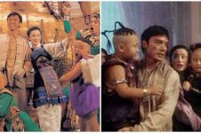 26 Tahun berlalu, begini kabar 7 pemain film Mandarin Ten Brothers