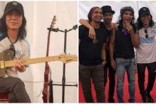 10 Cerita perjalanan karier Abdee Slank, dari gitaris jadi komisaris