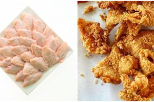 4 Tips membuat kulit ayam goreng agar renyah tahan lama