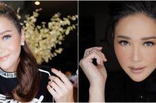 8 Potret Maia Estianty tanpa makeup, percaya diri meski berjerawat