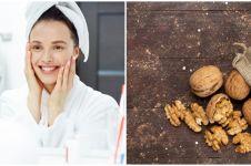10 Manfaat kacang kenari bagi kesehatan, cegah penuaan dini